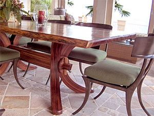 Loggia Table - side