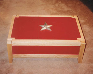 Red Star Box